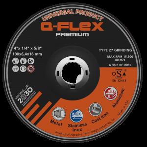 Grinding Disc - Q-Flex